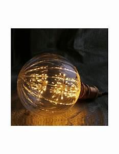 Retro Glühbirne Led : led vintage globe gl hbirne e27 3w warmwei kosilicht ~ Orissabook.com Haus und Dekorationen
