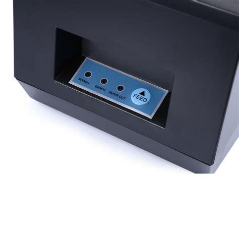 usb esc pos receipt thermal printer 80mm paper rolls
