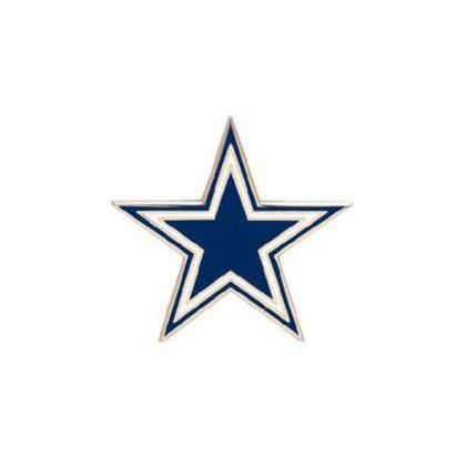 Dallas cowboys youth ezekiel elliott #21 nike game replica throwback jersey. Dallas Cowboys Star Logo Pin   Fans United