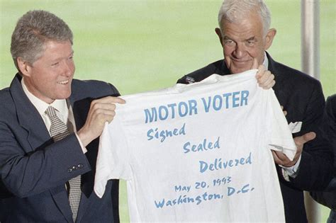 Voting Should Not Be A Wedge Issue Billmoyerscom