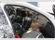 2017 BMW G30 5 Series Spied Closer, Prototype Interior