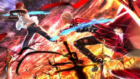 fatestay night unlimited blade works hd wallpapers