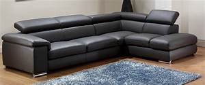 Leather sectional sofa vancouver bc sofa menzilperdenet for 4085 modern leather sectional sofa with recliner