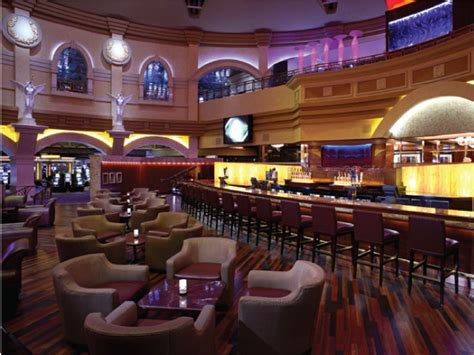 Caesars Cosmos Lounge   Projects   DVHA Hospitality