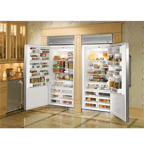 zirnhrh monogram  built   refrigerator custom panels
