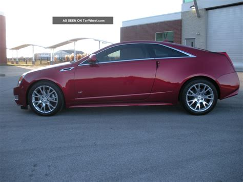cadillac two door 2012 cadillac cts coupe 2 door premium collection touring