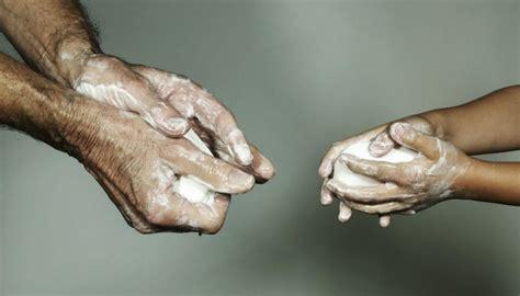 covid hands wash coronavirus protect against properly washing hand newshub