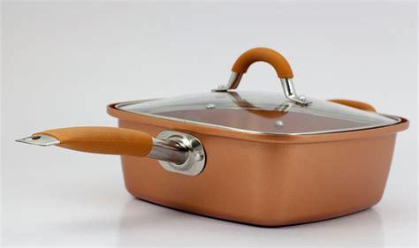 copper chef pans cooknovelcom