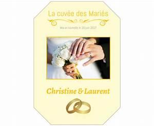 Tiquette Champagne Personnalise Mariage Autocollants