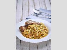 Jom Kita Masak Spagetti Telur Masin dengan Filet Ikan