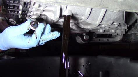 transmission flush  fluid change
