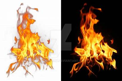 Fire Flame Clipart Heat Transparent Nature Banner