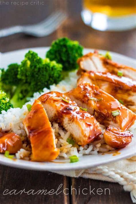 minute easy delicious meals  recipe critic