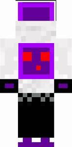 Red Eye Purple Slime Skin   Minecraft Skins