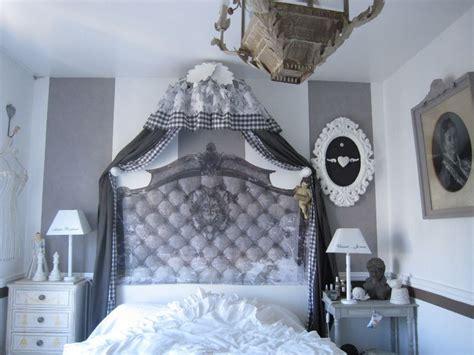 chambre grise une bulle de coton