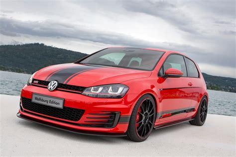 375 Hp Volkswagen Golf Gti Wolfsburg Edition Revealed At