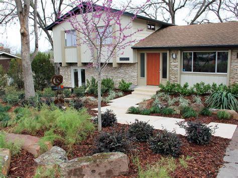 split level house landscaping photos hgtv
