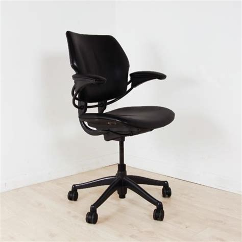Humanscale Freedom Task Chair Uk by Humanscale Freedom Operator Chair Black Leather