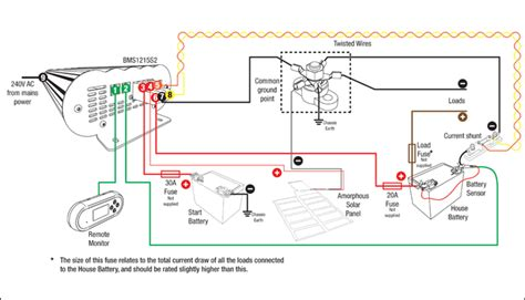 Wiring For Electric Blanket by Bms1215s2 12v Setup With Amorphous Blanket Redarc