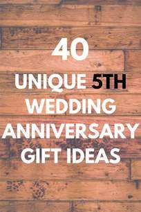 5 year wedding anniversary gift ideas 5th wedding anniversary gifts discover 40 unique and personalized wooden anniversary gift