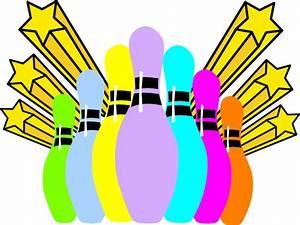 Bowling Pins Colour Clip Art at Clker.com - vector clip ...