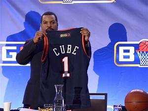 Ice Cube Challenges LaVar Ball To BIG3 League 4-Point Shot ...