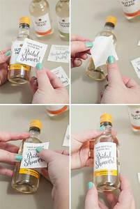 best 25 mini wine bottles ideas on pinterest wine With diy mini champagne bottle labels