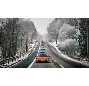McLaren Fleet In Switzerland 5K Wallpaper  HD Car