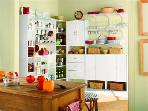 Kitchen Storage : Pictures Of Kitchen Pantry Designs & Ideas