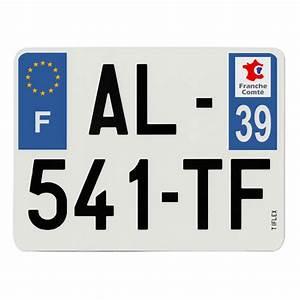 Plaque D Immatriculation Norauto : plaques immatriculation 2 roues ~ Dailycaller-alerts.com Idées de Décoration