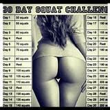 Do squats make your butt bigger