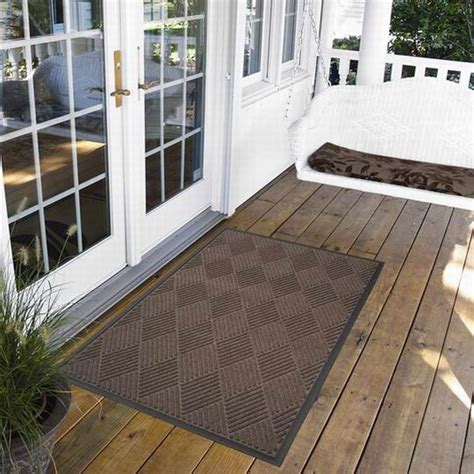 Modern Doormats Outdoor by Outdoor Modern Door Mats Modern Brown Carpet