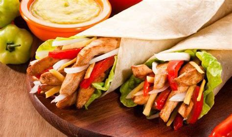 chicken fajitas food style express co uk