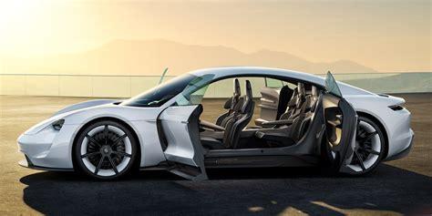 Porsche's Tesla Rival Supercar Will Boast 483 Km Range