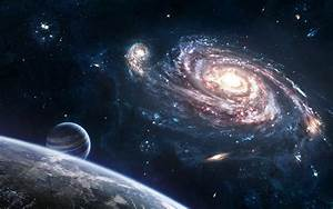 Spiral galaxy wallpapers and images - wallpapers, pictures ...