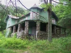 Tocks Island Dam Abandoned Houses