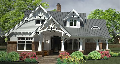 small house plans  big personality  house designers