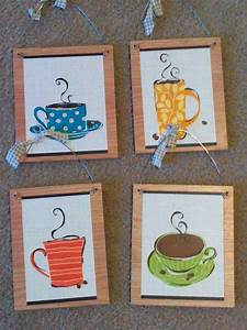Coffee mug plaques mocha latte cafe pictures kitchen