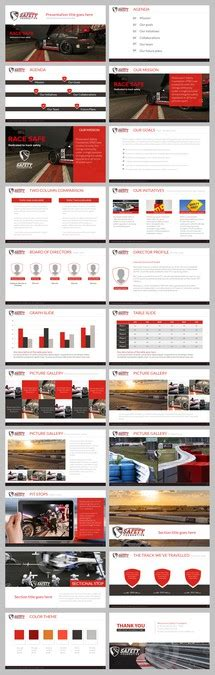 motosport templates motosport templates create a powerpoint template for the motorsport safety foundation by free