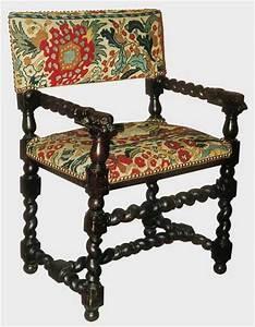 Chaise Louis Xiii : tout savoir sur la chaise bras louis xiii antiquit s ~ Melissatoandfro.com Idées de Décoration