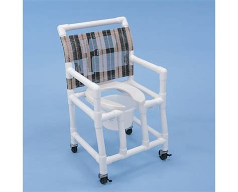 healthline pvc shower chair open front seat free