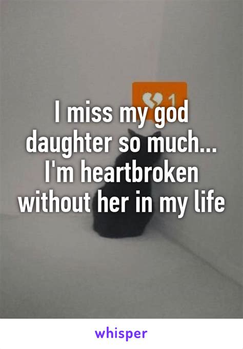 So Much It Hurts I Miss My Daughter