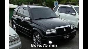 2001 Suzuki Grand Vitara - Walkaround  Details