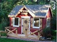 playhouse for kids Ranch Playhouse