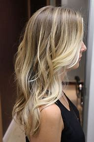 Light Dirty Blonde Hair with Highlights