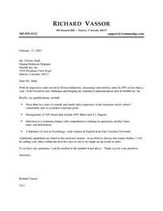 Best Cover Letters Sles Sales Cover Letter Exles