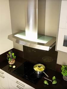 A Quelle Hauteur Mettre Une Hotte : quelle hotte choisir pour ma cuisine ouverte sur le salon marie claire ~ Dallasstarsshop.com Idées de Décoration