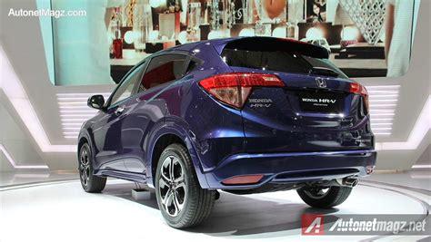 Gambar Mobil Honda Hrv by Gambar Mobil Honda Hrv Warna Putih Rommy Car