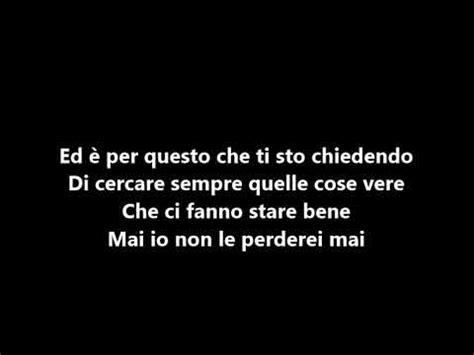 Testo Due Destini by Due Destini Tiromancino Alessandra Amoroso Testo
