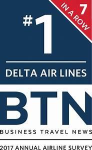 Corporate travel community ranks Delta No.1 U.S. airline ...